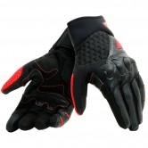 DAINESE X-Moto Black / Fluo-Red