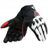 DAINESE X-Moto Black / White / Lava-Red