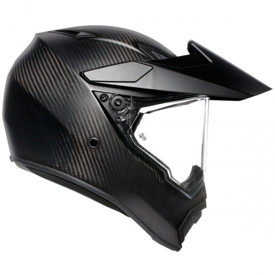 Helm AGV AX9 Matt Carbon
