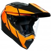 AGV AX9 Trail Gunmetal / Orange