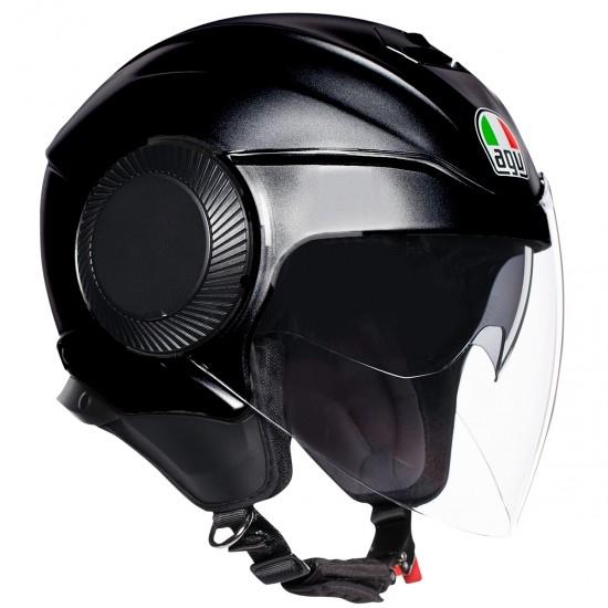 Helm AGV Orbyt Matt Black
