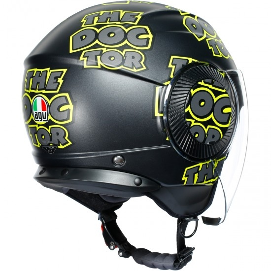 Helm AGV Orbyt Rossi Doc 46