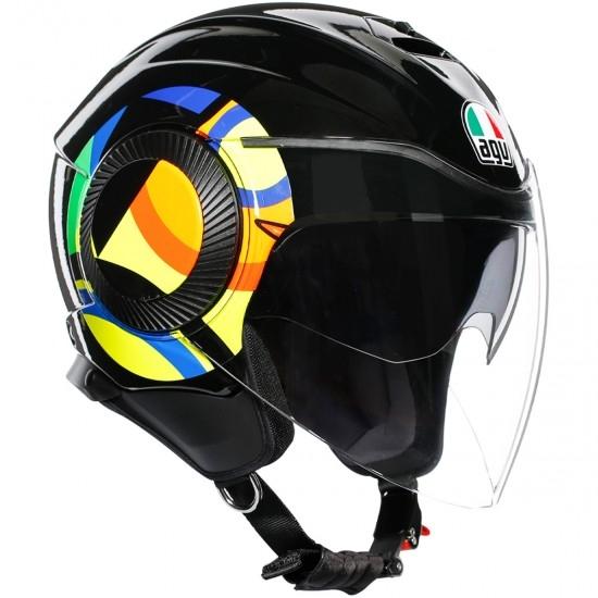 AGV Orbyt Rossi Sun&Moon 46 Helmet