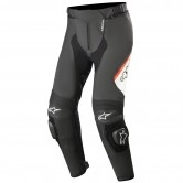 ALPINESTARS Missile V2 Black / White / Red Fluo