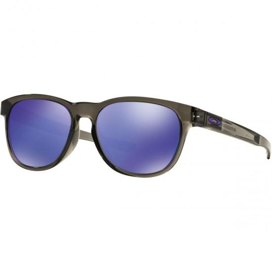 Máscara   Óculos OAKLEY Stringer Gray Smoke   Violet Iridium · Motocard 1fe8e4dd05