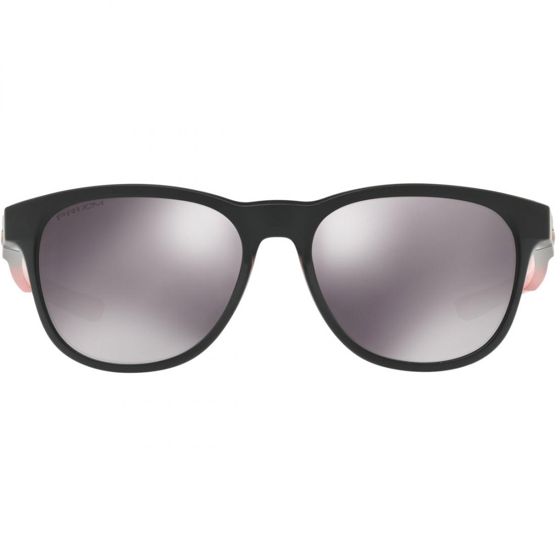 Máscara   Óculos OAKLEY Stringer Ruby Fade Collection Prizm Black ... a5d685ed89