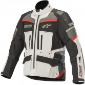 ALPINESTARS Andes Pro Drystar for Tech Air Light Gray / Black / Dark Gray / Red