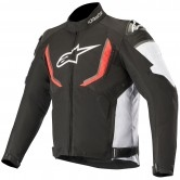 ALPINESTARS T-GP R V2 Waterproof Black / White / Red