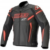 ALPINESTARS Twin Ring Black / Red
