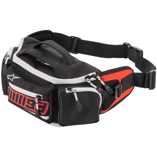 Borsa ALPINESTARS MM93 Alpinestars Black / Red