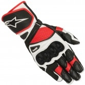 ALPINESTARS SP-1 V2 Black / White / Red