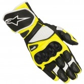 ALPINESTARS SP-1 V2 Black / White / Yellow Fluo