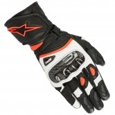 ALPINESTARS Stella SP-1 V2 Lady Black / White / Red Fluo