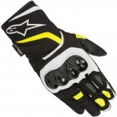 ALPINESTARS T-SP W Drystar Black / Yellow Fluo