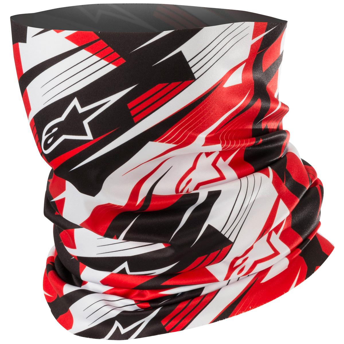 Térmico ALPINESTARS Blurred Black / White / Red