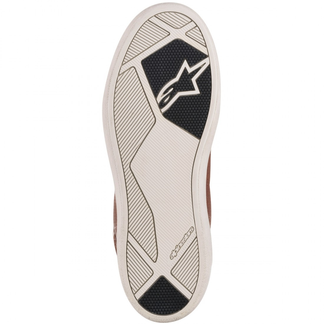 2085f9e14ce0cb ALPINESTARS J-Cult Drystar Brown Boots · Motocard