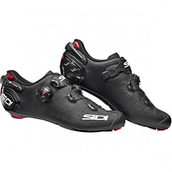 SIDI Wire 2 Carbon Matt Black Shoe