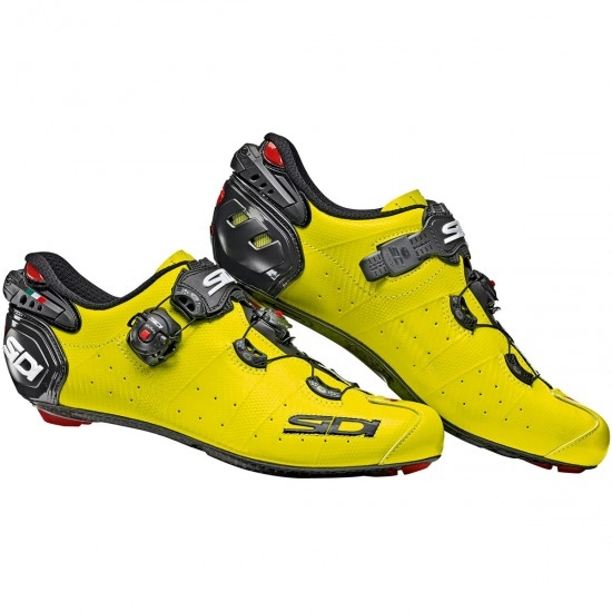 Schuhe SIDI Wire 2 Carbon Yellow Fluo / Black
