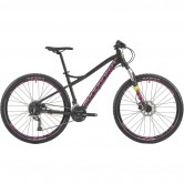 "MONDRAKER Neva 27,5"" 2019 Black / Bubble Gum Pink / Yellow"