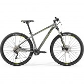 "MERIDA Big Nine 300 29"" 2019 Anthracite / Green / Black"