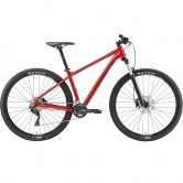 "MERIDA Big Nine 300 29"" 2019 Red / Black"