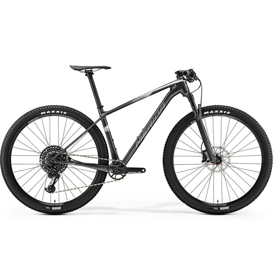 "MERIDA Big Nine 6000 29"" 2019 Grey Mountainbike"