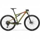 "MERIDA Ninety Six 6000 29"" 2019 Green / Red"