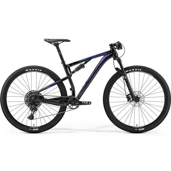 "Bicicleta de montaña MERIDA Ninety Six 9 600 29"" 2019 Black / Blue"