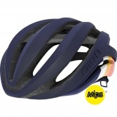 GIRO Aether MIPS Matte Midnight Bars