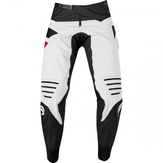 Pantalone SHIFT Black Label Mainline 2019 Black / White