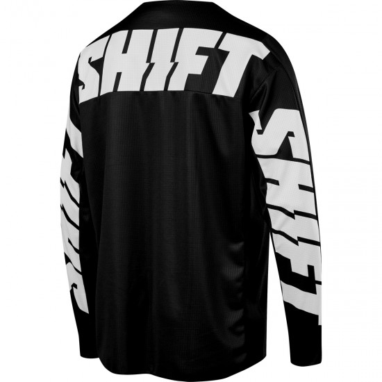 Camiseta SHIFT White Label York 2019 Black