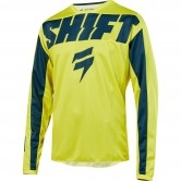 SHIFT White Label York 2019 Junior Yellow / Navy