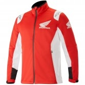 ALPINESTARS Honda Softshell Red