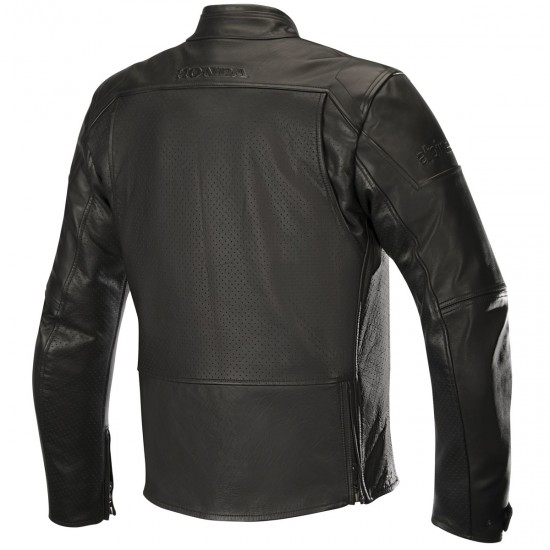 Chaqueta ALPINESTARS Brera Airflow Honda Black / Dark Grey