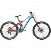 "MONDRAKER Summum Carbon Pro Team 27,5"" 2019 Blue Sky / Flame Red / Carbon"