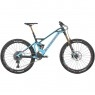 "Mountainbike MONDRAKER Dune Carbon XR 27,5"" 2019 Blue Sky / Flame Red / Carbon"