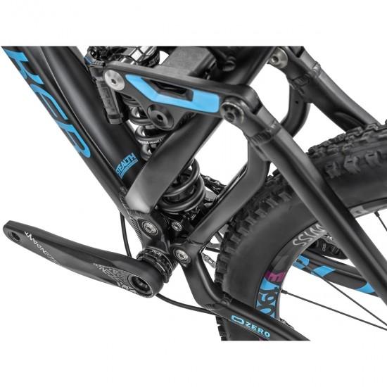 """Bicicleta de montaña MONDRAKER Foxy XR 29"""" 2019 Black / Blue Sky / Fuchsia"""