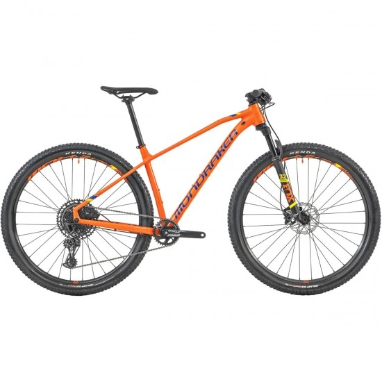 "MONDRAKER Chrono RR 29"" 2019 Orange / Dark Blue / Yellow Mountainbike"