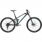 "MONDRAKER Foxy 27,5"" 2019 Black / Blue Sky / Flame Red"