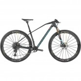 "MONDRAKER Podium Carbon RR 29"" 2019 Carbon / Blue Sky / Flame Red"