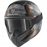 SHARK Vancore 2 Flare Mat Black / Anthracite / Orange