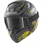 SHARK Vancore 2 Kanjhi Mat Anthracite / Yellow / Black