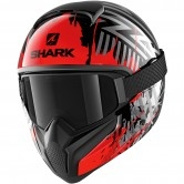 SHARK Vancore 2 Overnight Black / Red / Silver