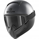 SHARK Vancore 2 Street Neon Mat Anthracite / Black / Black