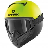 SHARK Vancore 2 Street Neon Mat Yellow / Black / Black