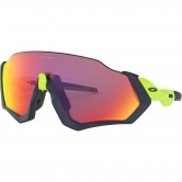 OAKLEY Flight Jacket Matte Navy / Prizm Road