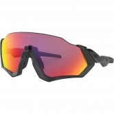 OAKLEY Flight Jacket Polished Black / Prizm Road