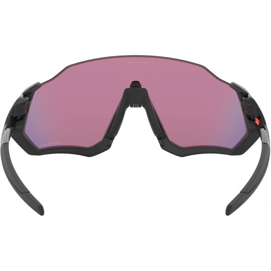 OAKLEY Flight Jacket Polished Black / Prizm Road Mask / Goggle