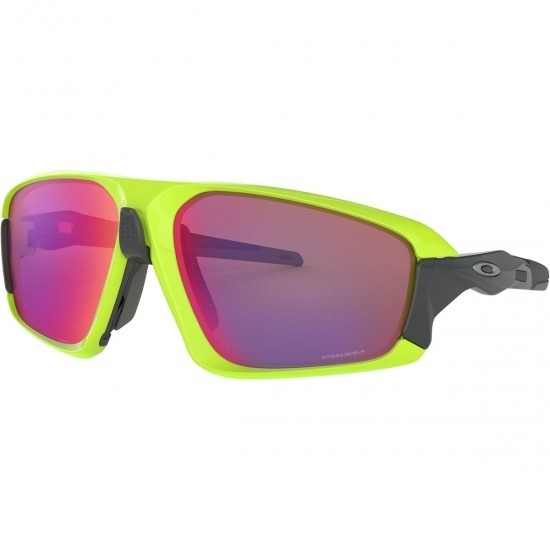 Máscara / Gafas OAKLEY Field Jacket Retina Burn / Prizm Road