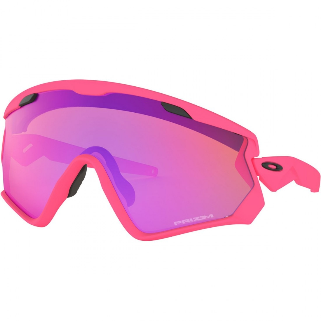 e4c21d0e1c81 Máscara gafas oakley wind jacket matte neon pink prizm trail jpg 1100x1100  Pink oakley